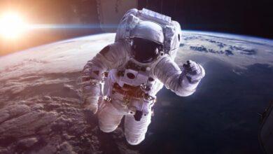 Фото Как космос влияет на зрение и движения человека?