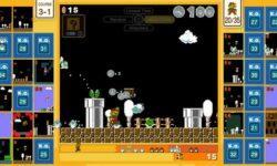 Королевская битва в стиле Nintendo: представлена Super Mario Bros. 35 для подписчиков Nintendo Switch Online