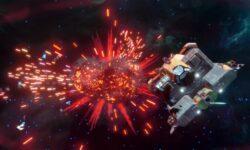 Космическое приключение Rebel Galaxy Outlaw доберётся до Steam и консолей к концу сентября