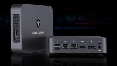 Фото Неттоп DeskMini X35G с чипом Intel Ice Lake и поддержкой Thunderbold 3 обойдётся в $400