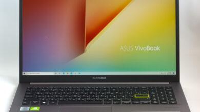 Фото Новая статья: Обзор ноутбука ASUS VivoBook S15 S533FL