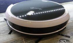 Новая статья: Обзор робота-пылесоса iBoto Smart X610G Aqua – просто чисто