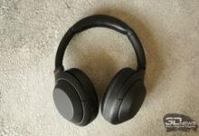 Фото Новая статья: Обзор Sony WH-1000XM4: наушники, которые вас слушают