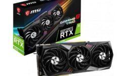 Озвучены первые цены на неэталонные варианты видеокарт GeForce RTX 30-й серии