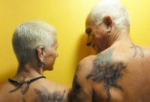 Фото Почему татуировки остаются на всю жизнь?