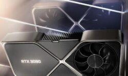 Почти все видеокарты поколения Ampere лишились поддержки SLI. Она есть только в GeForce RTX 3090