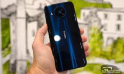Представлен 5G-смартфон среднего уровня Nokia 8.3 с квадрокамерой и процессором Snapdragon 765G