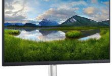 Фото Профессиональный 4K-монитор Dell P2721Q оснащён портом USB Type-C