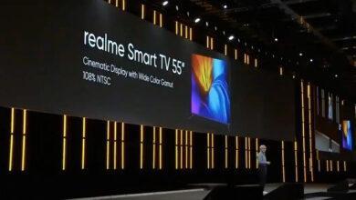 Фото Realme представила 55-дюймовый смарт-телевизор и две пары Bluetooth-наушников