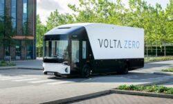 Шведский стартап Volta представил электрический городской грузовик Zero