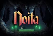 Фото Симулирующий каждый пиксель магический роглайк Noita покинет ранний доступ 15 октября