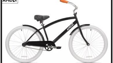 Фото Среди продуктов компании AMD появились велосипеды