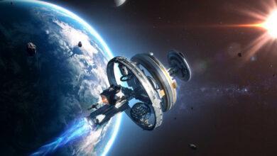 Фото Ubisoft анонсировала AGOS: A Game of Space — VR-игру про космические путешествия