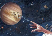 Фото Ученые пытаются понять, как могла появиться жизнь на Венере
