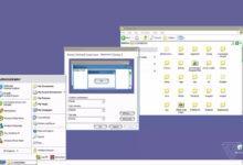 Фото В Windows XP была секретная тема, делавшая её похожей на Mac OS