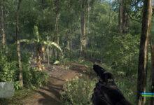 Фото Видео: блогер сравнил Crysis Remastered и мод Crysis Enhanced Edition — последний местами смотрится лучше