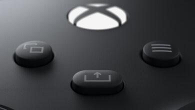 Фото Видео: Microsoft продемонстрировала работу кнопки Share на новом геймпаде Xbox