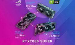 Видеокарты GeForce RTX 20-й серии распродают не только на Авито. Снижать цены начали сами производители