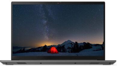 Фото Внутри нового ноутбука Lenovo Thinkbook 15 прячутся беспроводные наушники