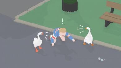 Photo of Второй гусь в кооперативном режиме Untitled Goose Game загогочет по-своему