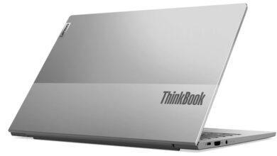 Фото Бизнес-ноутбук Lenovo ThinkBook 13s Gen 2 на платформе Intel Evo оснащён экраном WQXGA
