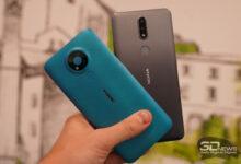 Фото Доступные смартфоны Nokia 2.4 и 3.4 порадуют ёмкими батареями