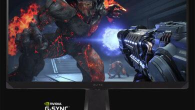 Фото Игровой монитор ViewSonic Elite XG270Q обладает временем отклика в 1 мс и частотой обновления 165 Гц