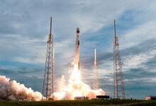 Фото Надёжность признана: уже использованные ракеты SpaceX впервые доставят на орбиту военные спутники