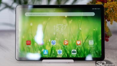 Фото Новая статья: Обзор Honor Pad V6: первый планшет Honor в России— и сразу с Wi-Fi 6