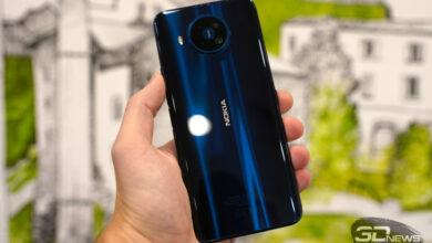 Фото Представлен 5G-смартфон среднего уровня Nokia 8.3 с квадрокамерой и процессором Snapdragon 765G