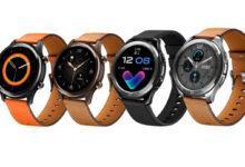 Фото Смарт-часы vivo Watch поступят в продажу в России в начале 2021 года