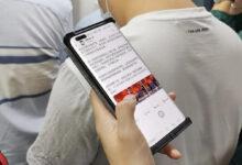 Фото Смартфон Huawei Nova 8 Pro показался на живых фото