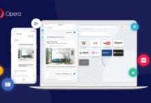 Фото В новой версии Opera упрощена синхронизация между настольной и мобильной версиями браузера