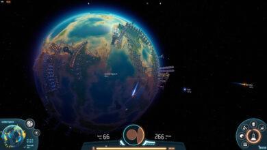 Фото Видео: 10 минут геймплея научно-фантастического симулятора Dyson Sphere Program