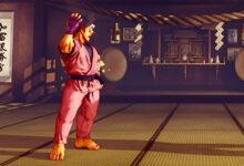 Фото Видео: Street Fighter V скоро получит пародийного персонажа Дана