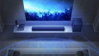 Фото Звуковая система Xiaomi Mi TV Speaker Theater Edition с отдельным сабвуфером стоит $100
