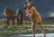 Фото 10 000 лет в США жили люди и мамонты. О чем могут рассказать их следы?