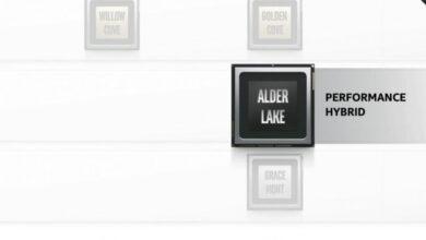 Фото 16-ядерный процессор Intel Alder Lake-S отметился в SiSoftware