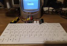 Фото 8 оттенков серого, или ZX Spectrum48 за $3
