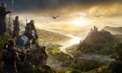 Assassin's Creed Valhalla: первый взгляд на главные города в игре, рейды и прочие детали