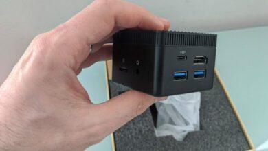 Фото Chuwi выпустила крохотный ПК с 6 ГБ ОЗУ и четырехъядерным процессором