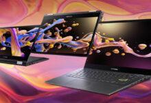 Фото Дискретная графика Intel неожиданно дебютировала в ноутбуке ASUSVivoBook Flip 14