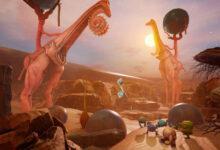Фото Гротескное выживание The Eternal Cylinder от авторов Rock of Ages не выйдет в 2020 году
