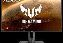 Фото Игровой монитор ASUS TUF Gaming VG279QR поддерживает технологию Extreme Low Motion Blur