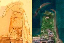 Фото ИИ научили превращать древние карты в подобие спутниковых снимков