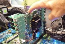 Фото Intel продемонстрировала работу PCI Express 5.0