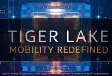 Фото Intel в два раза расширила ассортимент ноутбуков на 10-нм процессорах Tiger Lake