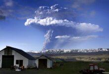 Фото Извержение самого активного вулкана Исландии. Когда оно произойдет и чем грозит?