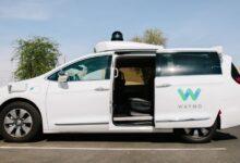 Фото Как выглядит поездка внутри автономного такси Waymo?