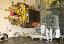 Фото Космической системе ретрансляции «Луч» исполнилось 35 лет